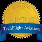 TechFlight GOLD Logo